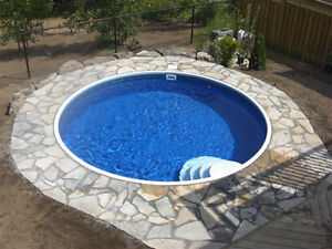 SEMI INGROUND POOLS - INSTALL IN, ON OR ABOVE GROUND!