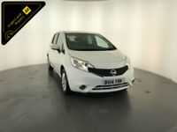 2014 NISSAN NOTE ACENTA SERVICE HISTORY FINANCE PART EXCHANGE WELCOME