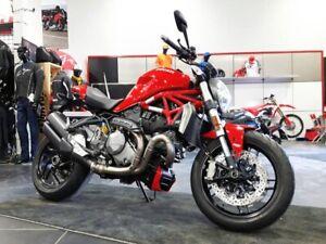 2018 Ducati Monster 1200