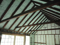 SPRAY FOAM INSULATION - Calgary Residential & Commercial