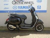 2009 PIAGGIO VESPA GTS 300CC, GLOSS BLACK *VERY GOOD CONDITION*
