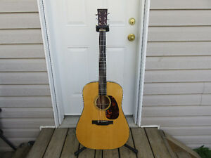 Martin D-18 with Lr. Baggs Anthem Pickup 2013
