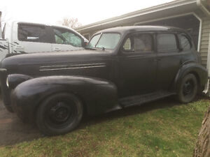 1939 Olds Trade