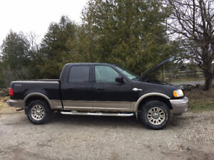 2003 Ford F-150 SuperCrew Pickup Truck