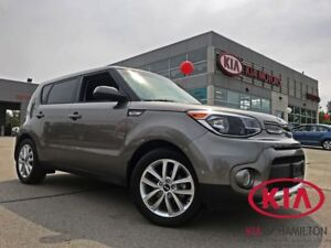 2017 Kia Soul EX | LOW KM | 1 OWNER | BACK-UP