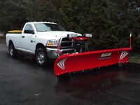 ram 2500 with western plow