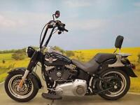 Harley Davidson Fatboy 2014**1 Owner From New, ONLY 1980 Miles!**