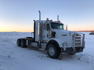 WANTED Pre-emission Kenworth T800