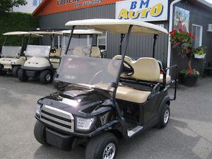 voiturette de golf trouvez de bonnes affaires sur les voitures v hicules d 39 occasion et neufs. Black Bedroom Furniture Sets. Home Design Ideas