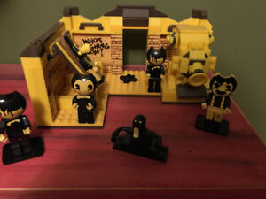 Bendy and the ink machine legos