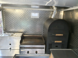Catering trailer electric/gas certificate