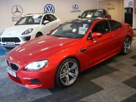 image for 2015 BMW M6 4.4 M DCT 2dr Coupe Petrol Automatic