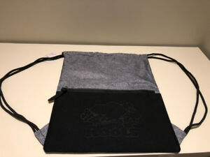 Roots Drawstring Bag - NEW WITH TAG