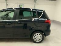 *BUY TODAY FROM £28 PER WEEK* BLACK FORD B-MAX 1.0 ZETEC 5D 100 BHP