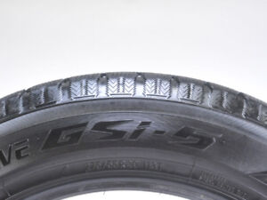 Toyo GSI-5 winter tires f-150 (20 inch rim)