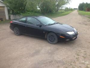 2001 Saturn Other Coupe (2 door)