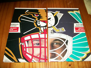 1994-95 Kraft Goalie Masks including Patrick Roy West Island Greater Montréal image 5