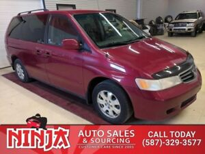 2002 Honda Odyssey EX-Power Doors-Sto N Go-Safetied!