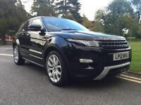 2012 Land Rover Range Rover Evoque 2.2 SD4 Dynamic 5dr Auto [Lux Pack] 5 door...