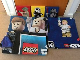 NEXT Lego Star Wars Bedding