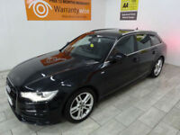 2013,Audi A6 Avant 2.0TDI 175bhp S Line***BUY FOR ONLY £64 PER WEEK***