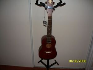 New concert Uke Grace cs 17 all solid