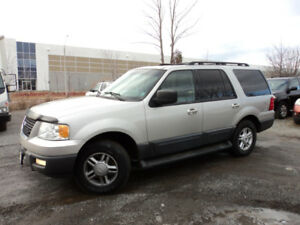 2006 FORD EXPEDITION XLT 4X4 8 PASSANGER CERTIFIED E-TESTED