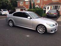 BMW 530D M SPORTS BUSINESS EDITON 2009 59 PLATE