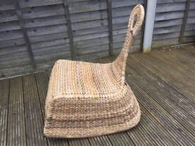 Ikea wicker rocking chair - IKEA PS GULLHOLMEN