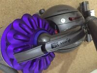 Dyson dc-39 hoover, very powerful vacuum with tools