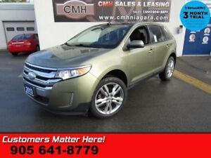 2013 Ford Edge SEL  LEATH PANO-ROOF CAM 6 -TOUCH 10W-P/SEAT SYNC