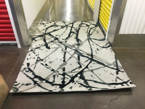 MODERN WOOL AREA RUG FOR SALE