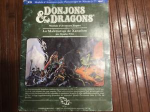 Module Donjons & Dragons (Dungeons & Dragons)