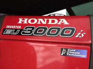 Honda EU 3000 gererator