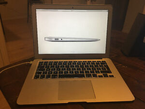 Vends MacBook Air (13-inch Mid 2012)