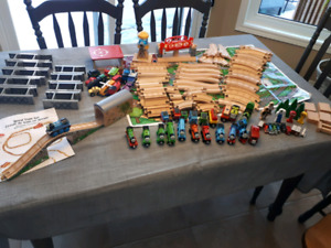 Huge Thomas the tank train, tracks and  accessories lot