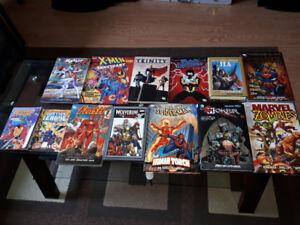 DC/Marvel Graphic Novels