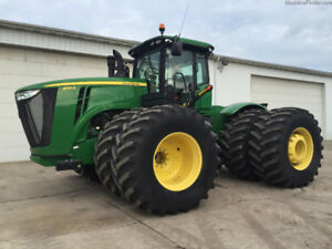 JD 9510R Tractor