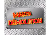 Martin démolition