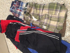 Boys spring summer  clothes. Size 3t and 4