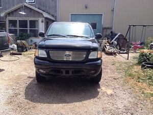 2001 f150 4+4 off road addition 2600$ ass is  London Ontario image 3