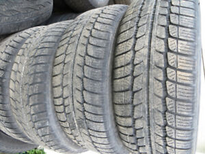 4 P225/60R16 P215/65R16 P215/60R16 USED TIRES LOTS OF TREAD