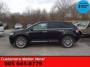 2012 Lincoln MKX Base  NAV ROOF CAM MEM P/GATE THX-AUDIO