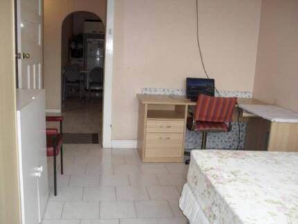 Full furniture bright big room in Bankstown CBD for rent now,
