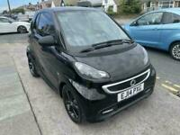 2014 smart fortwo 1.0 GRANDSTYLE EDITION 2DR SEMI AUTOMATIC Coupe Petrol Automat