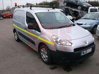 2012 Peugeot Partner 625 SE L1 HDi 1.6 EX LEASE