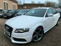 ✿2011/11 Audi A4 3.0 TDI Black Edition S tronic Quattro, White ✿NICE EXAMPLE✿