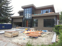 Acrylic Stucco, EiFS, Paper and Wire!