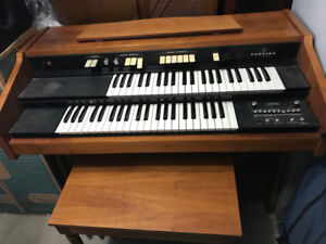 FARFISA Organ & Chair for sale