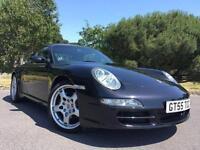 Porsche 911 3.6 997 Carrera Tiptronic S 2dr PETROL AUTOMATIC 2005/55